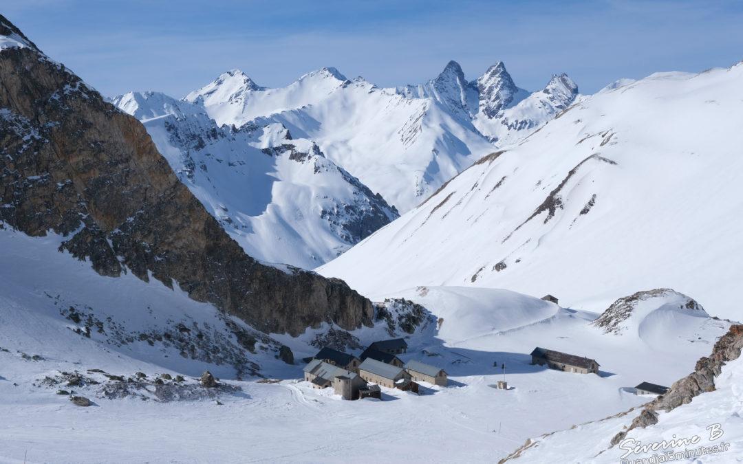 Col des Rochilles (2496m)